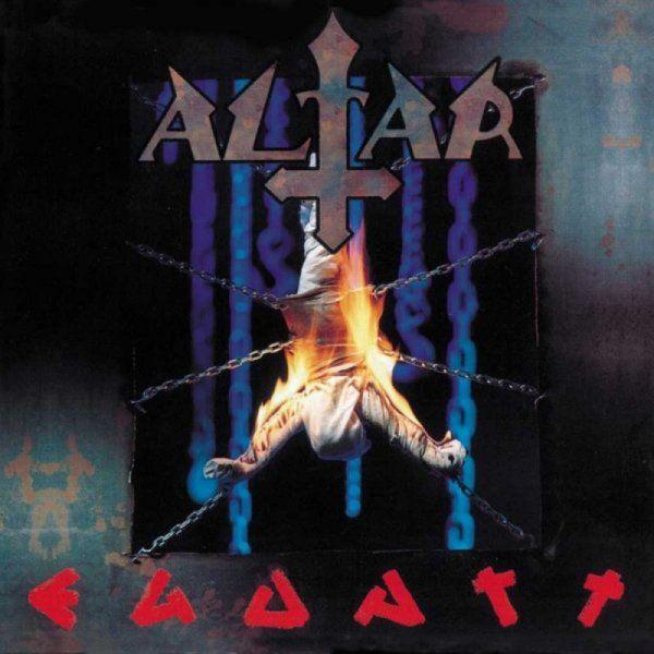 CD - Altar – Ego Art