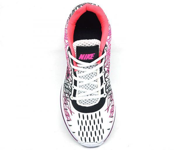 9dcf8424e3d Tênis Feminino Nike Air Zoom Vomero 13 Rosa Roupas e Branco AGP Roupas Rosa  e 451ad7