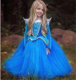 Vestido Princesa Bela Adormecida
