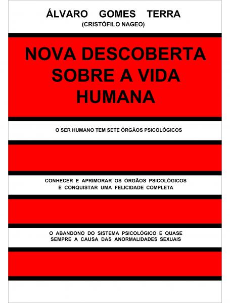 NOVA DESCOBERTA SOBRE A VIDA HUMANA - MEIO FÍSICO