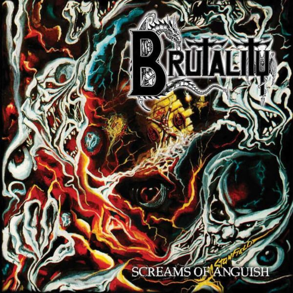 CD Brutality – Screams of Anguish