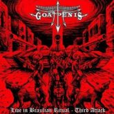 Goatpenis - Live at Brazilian Ritual 3rd Attack