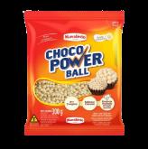 Choco Power Ball Mini Branco Mavalério 300g 1un