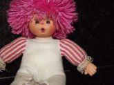 Boneca Bombom Rosa (trol) 23 Cm De Altura
