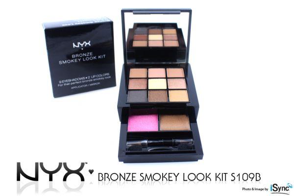 NYX Bronze Smokey Look Kit