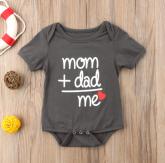 Body Mom + Dad = Me