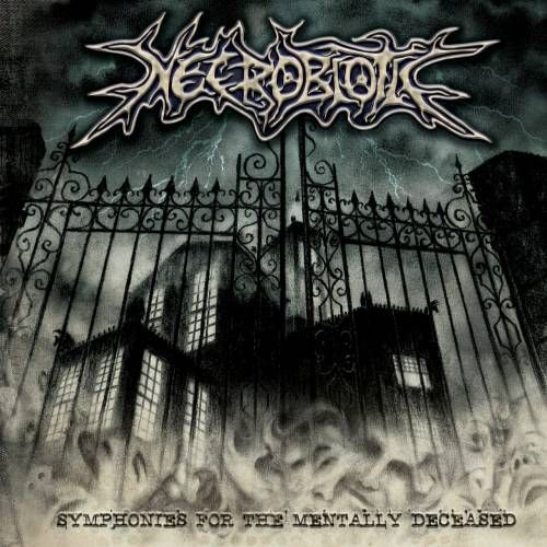 CD Necrobiotic - Symphonies for the Mentally Deceased