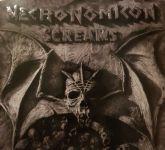 NECRONOMICON - Screams - CD (Digipack)