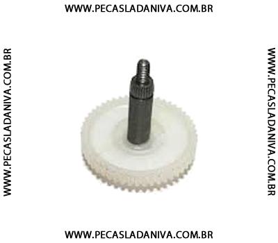 Engrenagem do Motor do Limpador de Parabrisas Niva (Novo) Ref. 0514