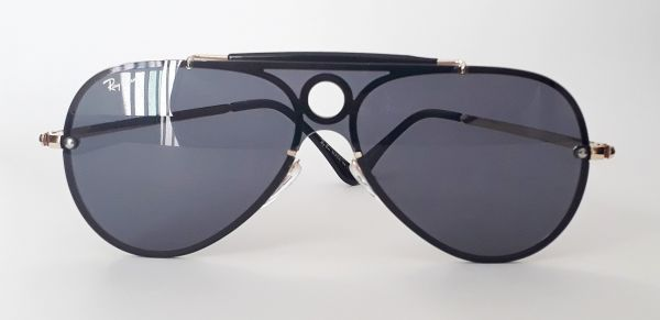 Óculos de sol feminino Ray ban shooter blaze - Daf Store 5a74031c61