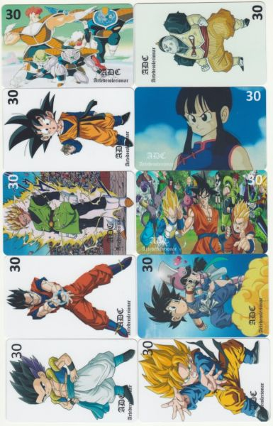 Dragon Ball Serie I