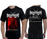 Bestymator - Desejo de Leviaethan (Camiseta Oficial)