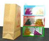 Produção de cestinhas de flores (MINI)  #882
