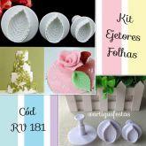 Kit Ejetores Folhas- RV 181