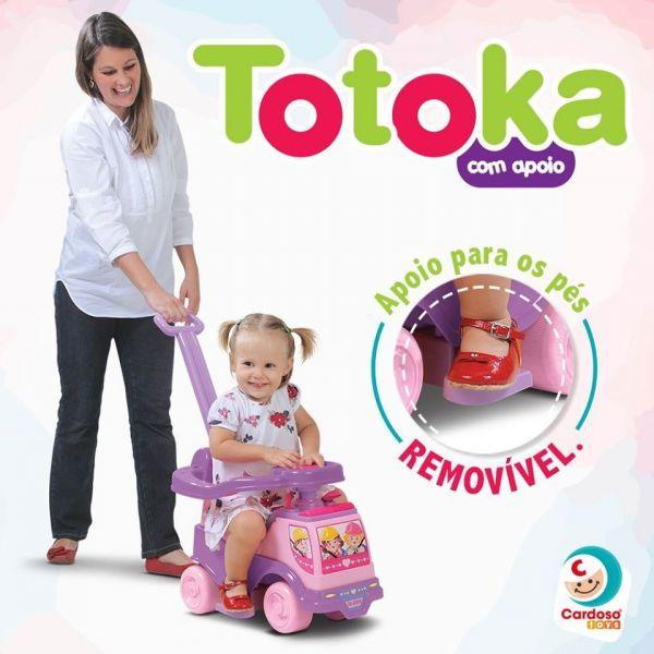 Totoka Plus Menina