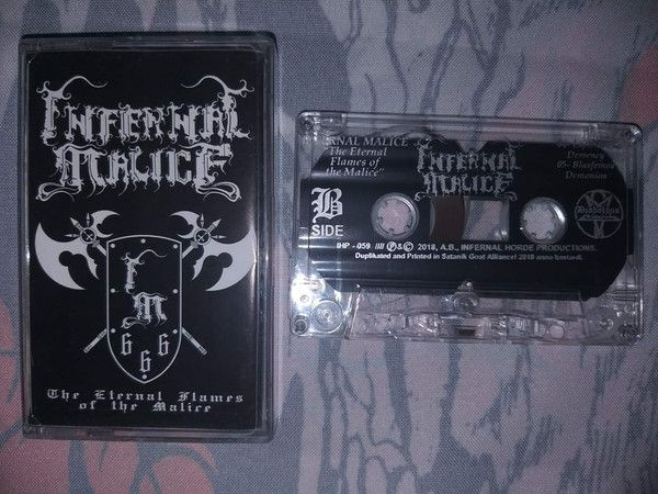 Infernal Malice - The Eternal Flames of the Malice