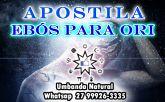 APOSTILA EBÓS PARA O ORI