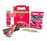 Kit Festa 2 Carros Disney