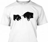 Camisa Bear Bull I White - Trader Realista