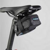 Bolsa de selim de bicicleta roswheel