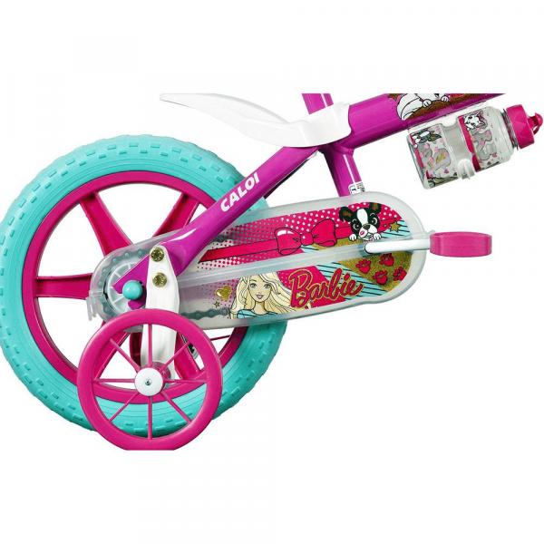 "Bicicleta Barbie Aro 12"""