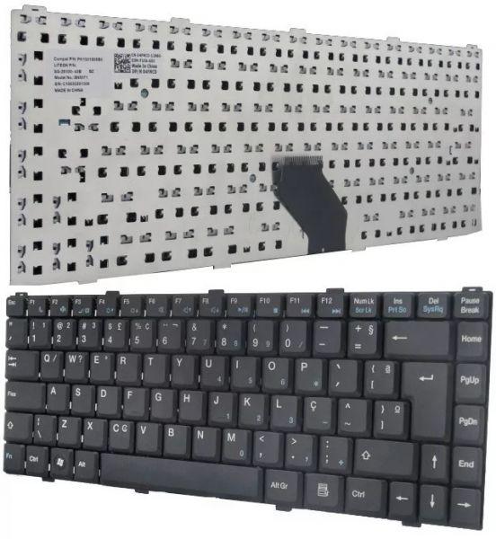 Teclado Notebook Dell 1425 1427 1428 Pk1301s03b0 Pk1301s01b0 Sn5071