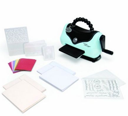 reasonably priced lowest price get cheap Sizzix Texture Boutique - Maquina de Emboss (Kit Iniciante ...
