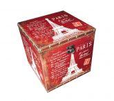 Baú Torre Eiffel 24cm