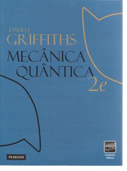 Solução  Introdução à Mecânica Quântica - 2ª Edição - Griffiths