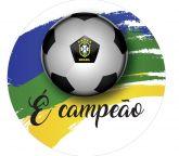 Papel Arroz Copa Redondo 006 1un