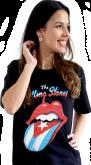 camiseta The Rolling Stones - Show Histórico em Cuba