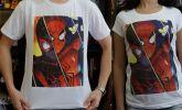 Camisa Homens-Aranha – Peter Parker e Miles Morales (Marvel)