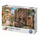Quebra-Cabeça 1000 Peças - Veneza