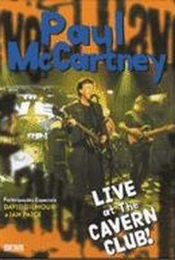 DVD - Paul McCartney - Live at the Cavern Club