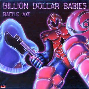 LP 12 - Billion Dollar Babies ‎– Battle Axe