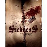 sickness trilogy dvd original #1145