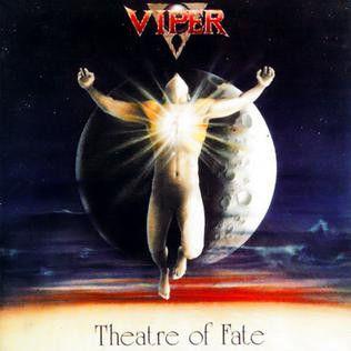 CD -  Viper – Theatre Of Fate slipcase