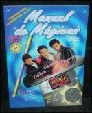 Manual de Magicas com material cotidiano  #1118