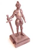 Armadura com Espada (apontador de lápis)