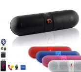 Caixa De Som Beats Pill Bluetooth Usb P2 Iphone Celular