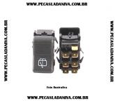 Botao ou Interruptor Limpador Traseiro Niva (Usado) Ref. 0549