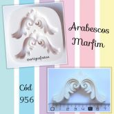Arabescos Marfim
