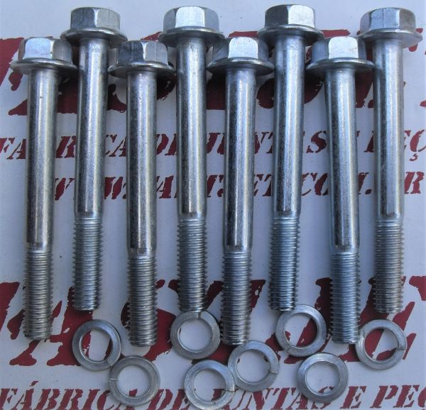 KIT PARAFUSO FERRO DO CILINDRO DO MOTOR 532 - PN.640951