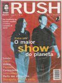 Revista - Rush - Edição de Colecionador