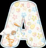 Alfabeto - Infantil 2 - PNG