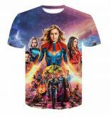 Camiseta Marvel Ref2321