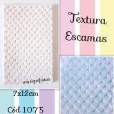 Textura Escamas- Cód 1075