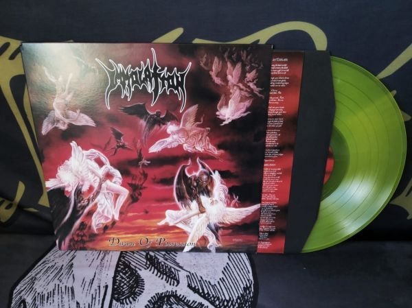 Immolation - dawn of Possession (LP)