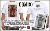 Combo - Camiseta + Livro - StomachalCorrosion - La Teroro Estas Viva