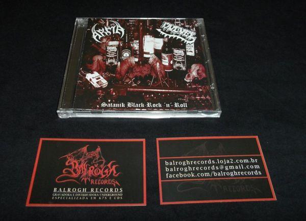 Arma/ Dulvel - Satanik Black Rock 'N' Roll